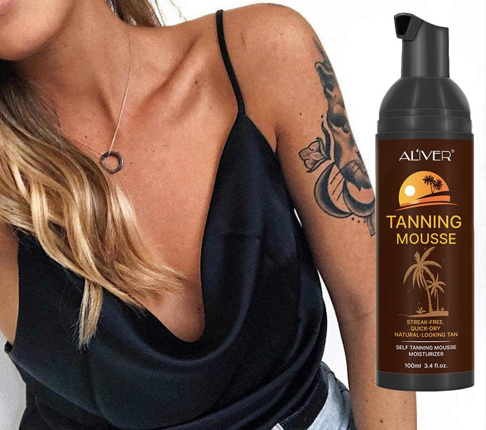 tattoo tanning lotions