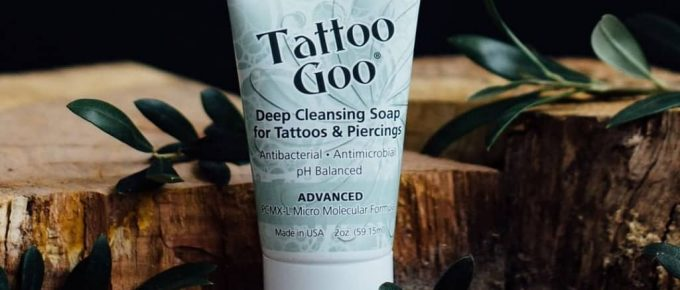 Best Antibacterial Soap for Tattoos and Piercings