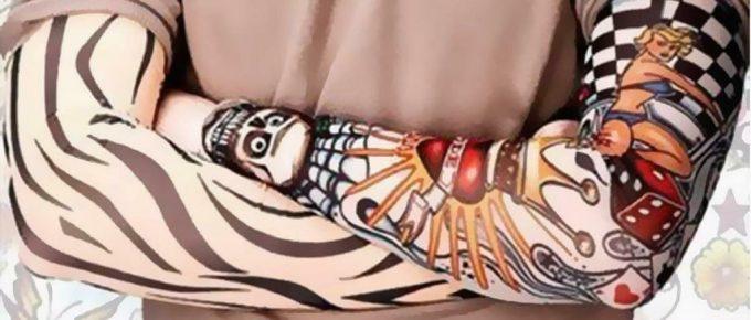Best Fake Tattoo Sleeves