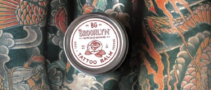 Best Tattoo Balm