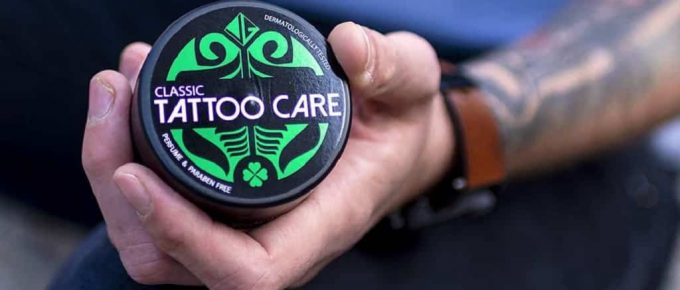Best Unscented Lotion for Tattoos