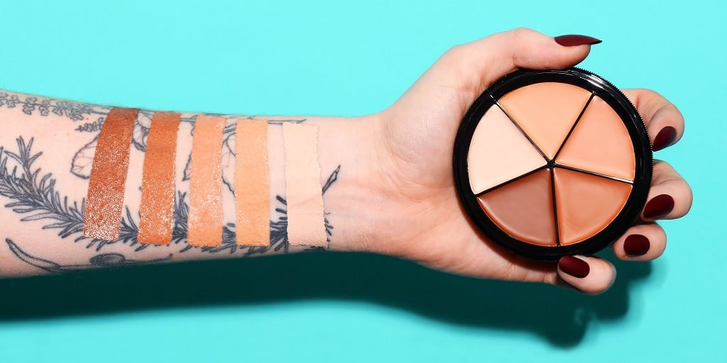 Best Waterproof Concealers For Tattoos