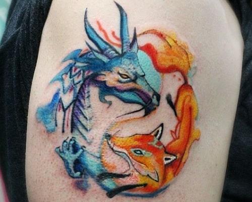 Dragon Fox