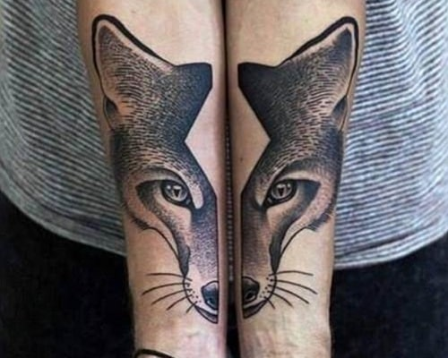 Paired Fox