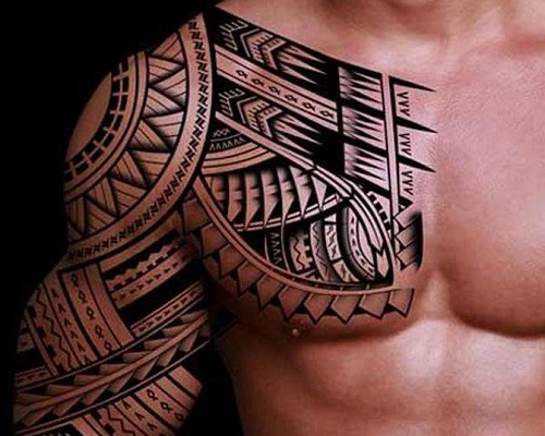Samoan Tribal Tattoos