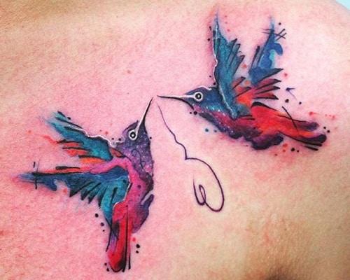 Twin Bird